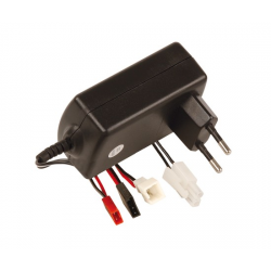 Robitronic Quick Charger 4-8 Cells NiCd/NiMh 1 Ampere