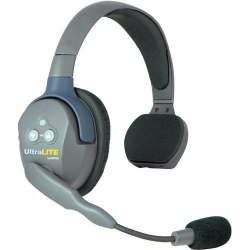 Eartec Ultralite 2 Person System (W/2 Single Headsets, Batt/Charg)