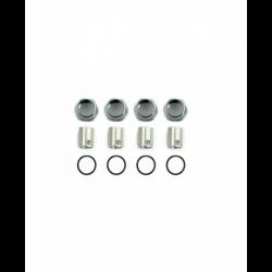 ArrowMax Set supporti carrozzeria regolabili in ergal 1/10