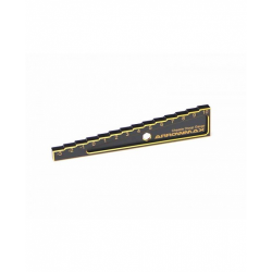 ArrowMax Chassis Droop Gauge -3 to 10mm for 1/10 Car (10mm) Black Golden