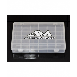 ArrowMax 36-Compartment Parts Box 272x175x43mm