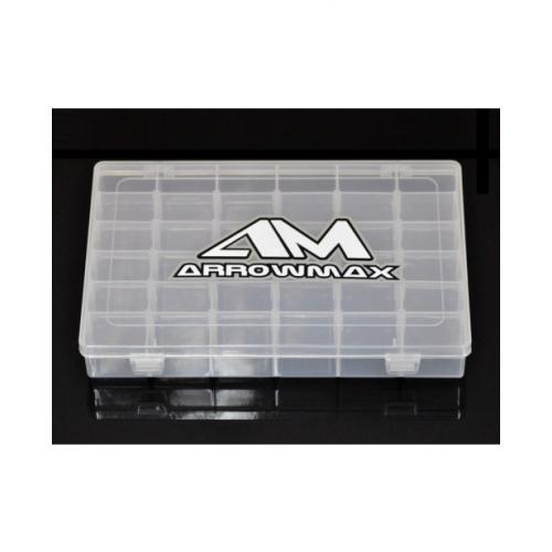 ArrowMax 36-Compartment Parts Box 272x175x43mm