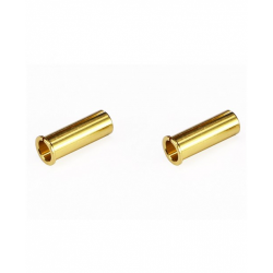 ArrowMax Adattatori Connettori LiPo 5mm/4mm placcati oro 24K