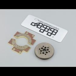 APP01 Kyosho Set disco freno e pasticche Special APP
