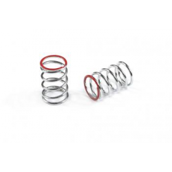SPT160323 Serpent 966/977 Shock Spring Red L27