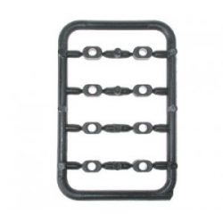 SPT802325 Serpent 710 Pivot Inserts Lower Centered