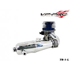 VP PRO FEMCA TS-1L 1/10 On/Road Inline Tuned Pipe Set