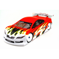 MonTech Racer EP 1/10 Touring 190mm Body With Decals