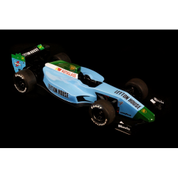 MonTech Carrozzeria F18 Formula 1 EP con adesivi