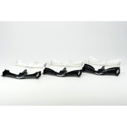 MonTech F1-2017 Formula 1 Rear Wing - White