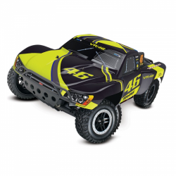 Rc Car Electric Traxxas Slash 2WD RTR Valentino Rossi Edition