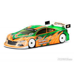 Protoform D9 Light 1/10 EP Touring 190mm Body With Decals