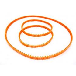 SPT804103 Serpent 733 Set cinghie arancio (3)