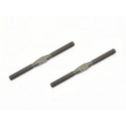 SPT600186 Serpent 811 Cobra Track Rod Dx/Sx M4x51mm (2)