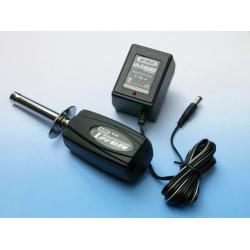 Prolux Accendicandela con batteria LiPo e caricabatteria