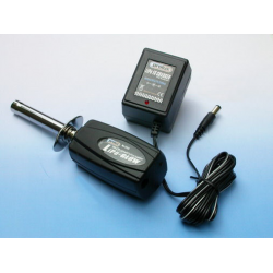 Prolux LiPo Glow Ignitor w/Led Indicator & Charger