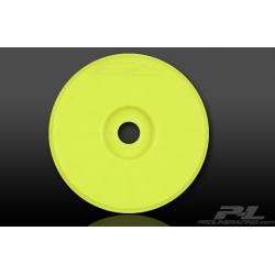 Pro-Line Set cerchi anteriori/posteriori V2 Gialli Fluo (4pz)