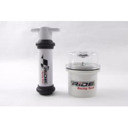 Ride Air Remove utensile per rimozione aria dagli ammortizzatori con borsetta