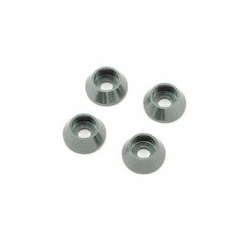 B0431 Mugen MBX6 3mm Cone Washer (4pcs)