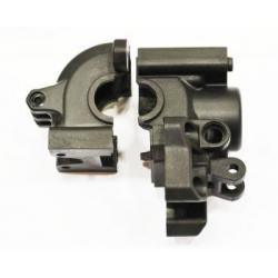 SPT600130 Serpent 811 Differential Case Rear Set