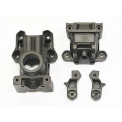 SPT600129 Serpent 811 Differential Case Front Set