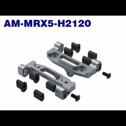 ArrowMax Front Upper Arm Mount with Bush Set for Mugen MRX5