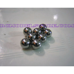 BMT.0440-S Steel Differential Balls (10pcs) BMT081