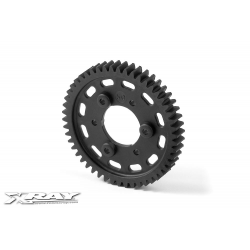 345549 Xray RX8 Composite 2-Speed Gear 49T (1st)