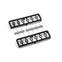 308073 Xray NT1 Spessori in nylon per ammortizzatori