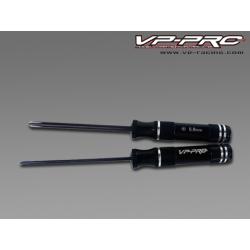 VP Pro Flat Head Screw Driver Set (2)