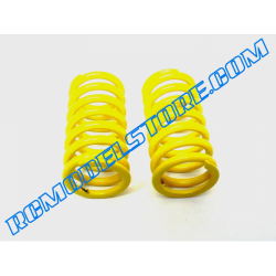 BMT.0559 Big Bore GT Medium Damper Spring Yellow