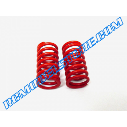 BMT.0560 Big Bore GT Medium/Hard Damper Spring Red