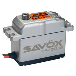 Servocomando Digitale Coreless Savox SA-1283SG Full Metal