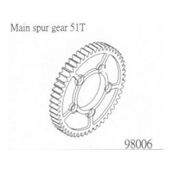 Sinyih AX5 TE-98006 Spur Gear 51T