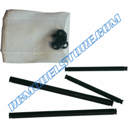 115000634 Ansmann Virus Arm Shaft Set
