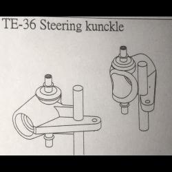 Sinyih AX5 TE36 Steering Knuckle