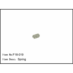 F18-019 Caster Racing F18 Molla differenziale