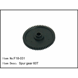 F18-031 Caster Racing F18 Spur Gear 60T
