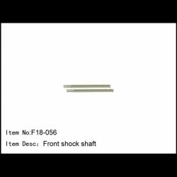 F18-056 Caster Racing F18 Steli ammortizzatori