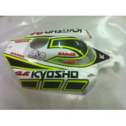BYSM SM 208 Eagle 1/8 Off/Road Body for Kyosho Inferno MP9
