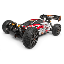 Rc Electric Car HPI Racing Trophy Buggy Flux RTR Brushless 1/8