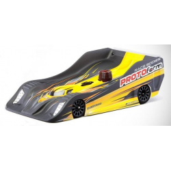 Protoform 1/8 On-Road Racing Body R18 Pro Light
