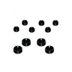 Drake Tuned Light Derlin Pivot Ball Adjust Set for GT cars (10pc