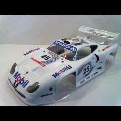 Delta Plastik Porsche 911 GT1 EVO 1/8 Rally Game Body 1,5mm