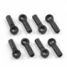 302663 Xray T4 Uniball in plastica 4.9mm aperti (8)