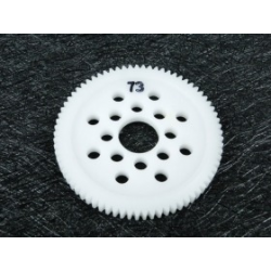 3 Racing 48 Pitch Spur Gear 80T