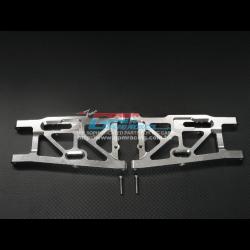 GPM Bracci posteriori inferiori in ergal per HPI Trophy (Viola)