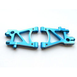 GPM Alloy Rear Lower Arm Set for Thunder Tiger TS4 (Blue) 2pcs