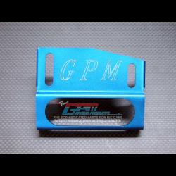 GPM Protezione serbatoio in ergal per Thunder Tiger MTA4 (Blu)