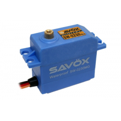 Savox SW0230MG Waterproof HV Metal Gear Digital Servo